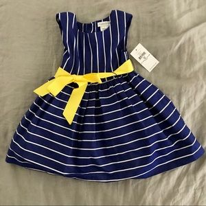 Ralph Lauren Navy Dress